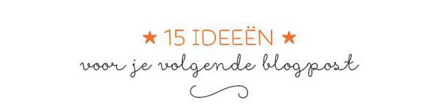 15-ideeen
