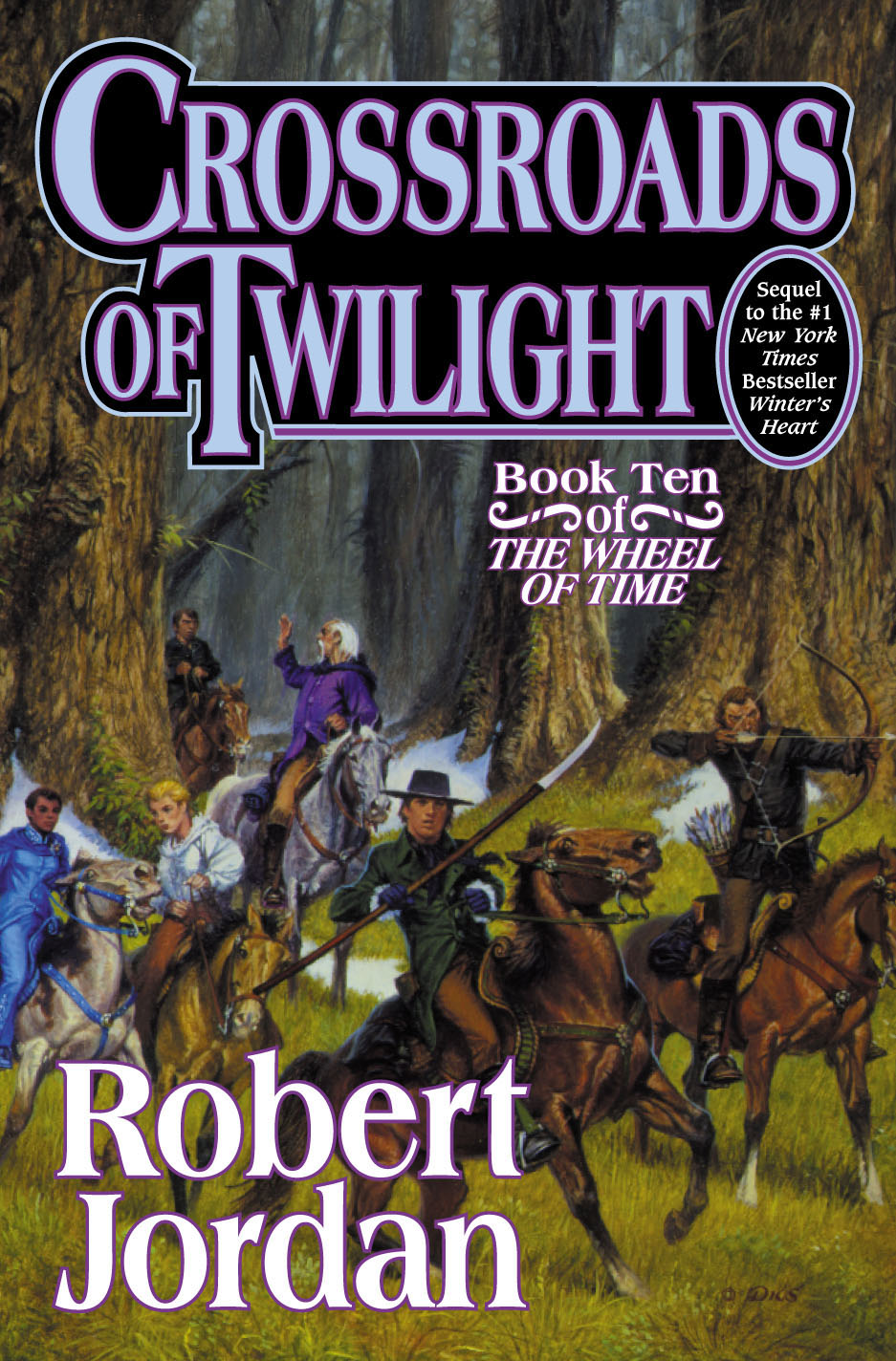 Gelezen Wheel Of Time 10 Crossroads Of Twilight Michel