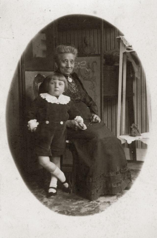 Elvire Bourtscheid, Arthur Vuijlsteke
