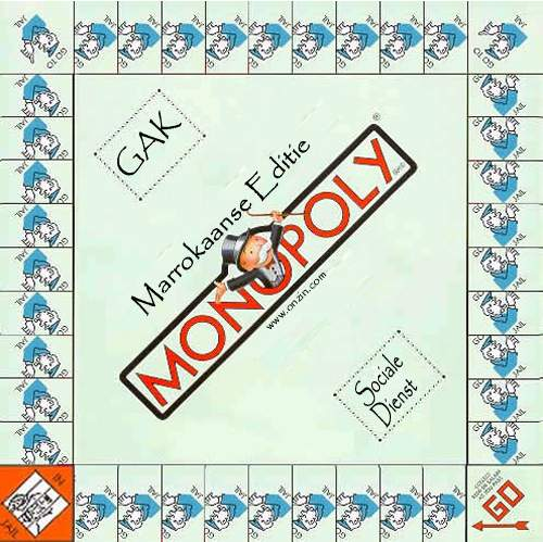 Monopoly voor Marokkanen