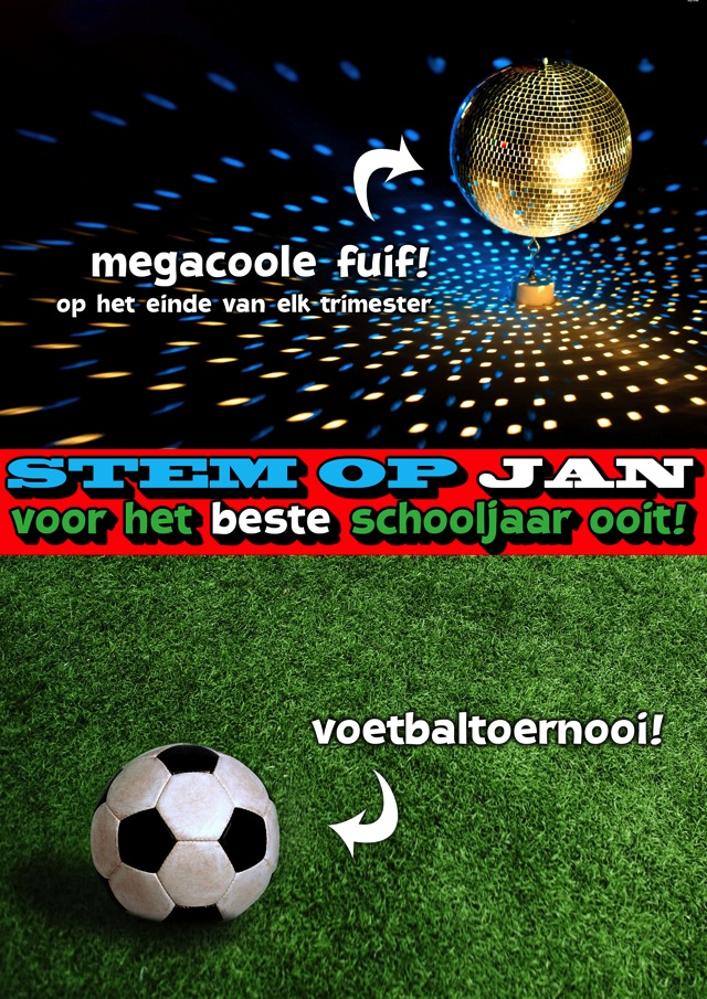 Stem op Jan