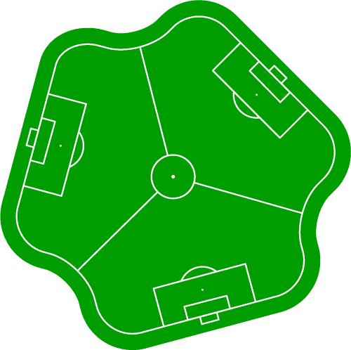 Voetbalveld 3