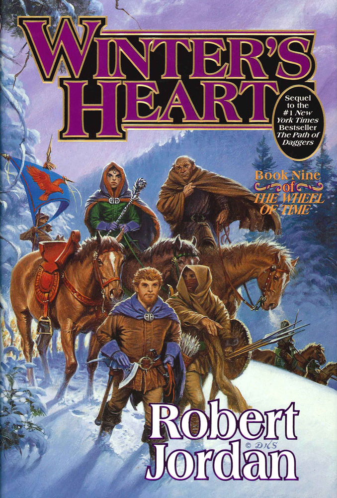 Gelezen Wheel Of Time 09 Winter S Heart Michel