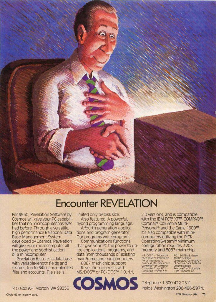 cosmos revelation