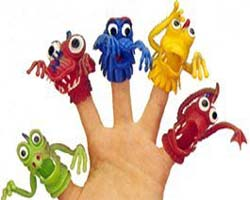 Fingermonsters