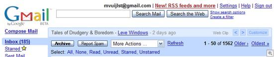 Gmailwebclips