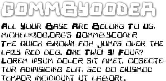 Gommbyooder