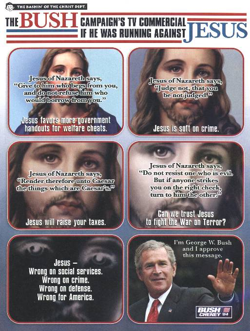 Jesusbush