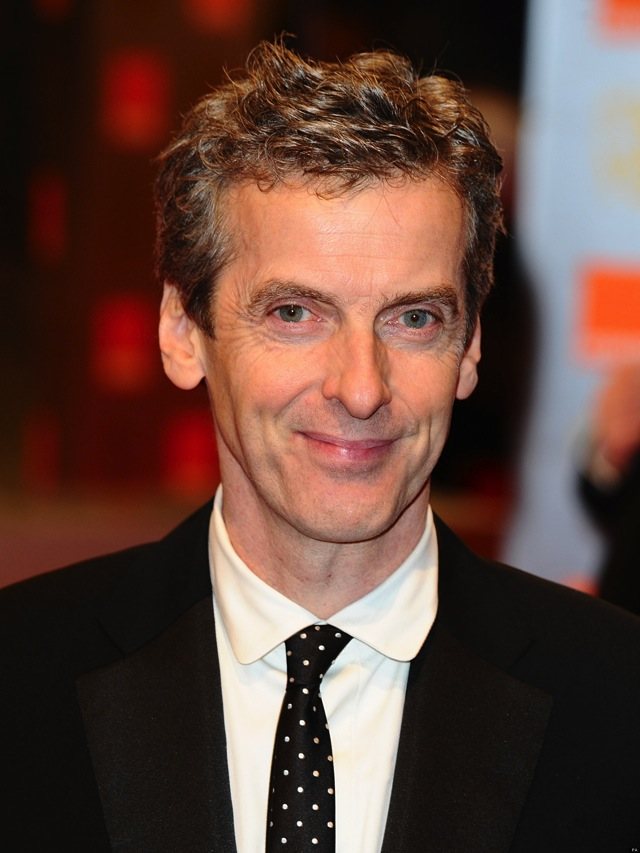 O PETER CAPALDI facebook