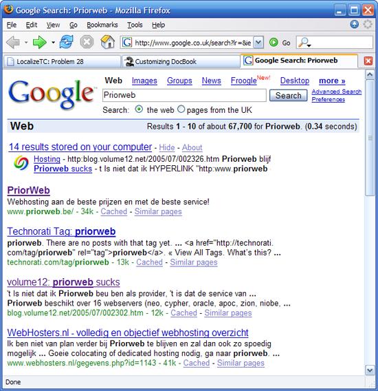Priorweb