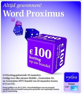 Wordproximus